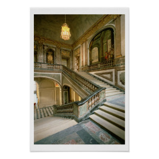 The Escalier de la Reine (Queen's Staircase) 1680 Poster