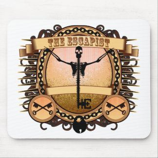 The Escapist (detailed) Mouse Pad
