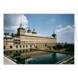 The Escorial Monastery Card