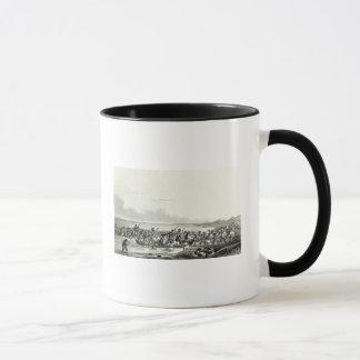 The Eskimoes Pillaging the Boats Mug