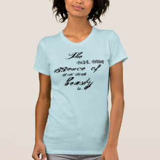 The essence of beauty is... T-Shirt