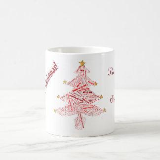 The Essence of Christmas Mug