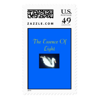 The Essence Of Light Postage Stamp