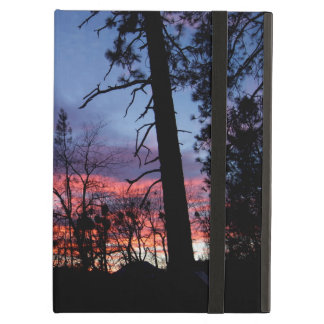 The essence of sunset iPad air cover