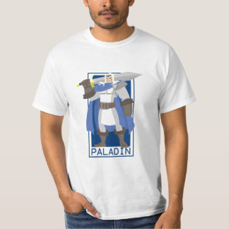 The essential Paladin T-shirt