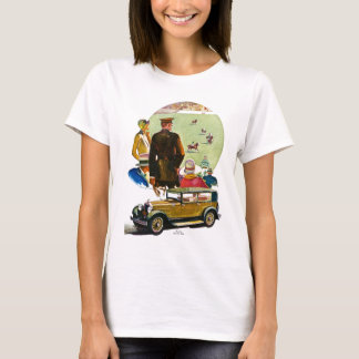 The Essex Four-Door Sedan T-Shirt