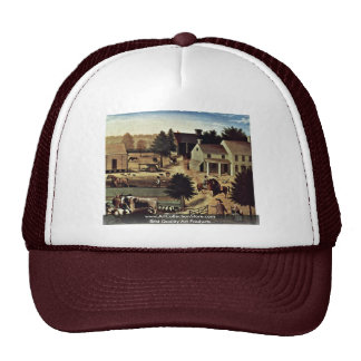 The Estate Of David Twining 1787 By Hicks Edward Trucker Hats