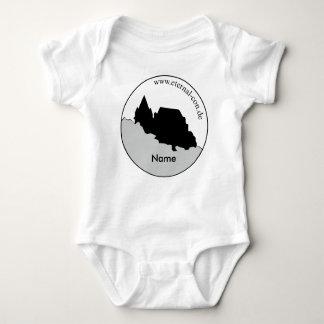 The Eternal chaos Toddler Baby Bodysuit