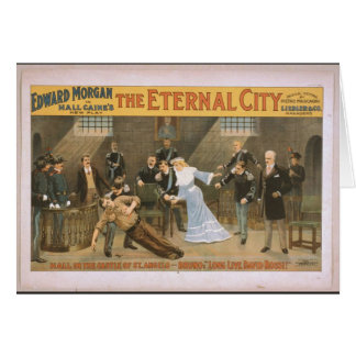 The Eternal City Card