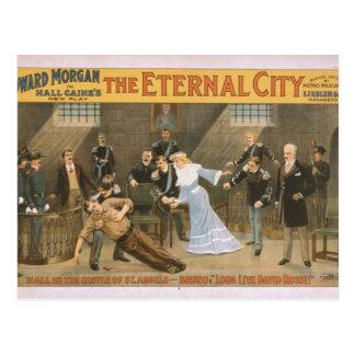 The Eternal City Postcard