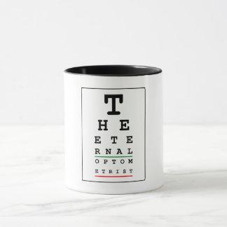 The Eternal Optometrist Mug