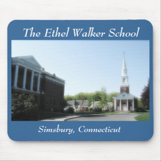 The Ethel Walker School Mouse Pad