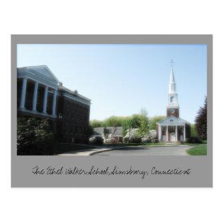 The Ethel Walker School, Simsbury, CT Postcard