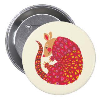 The Ethnic Armadillo Button