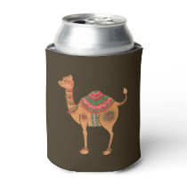 The Ethnic Camel Can Cooler