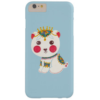 The Ethnic Polar Bear Barely There iPhone 6 Plus Case