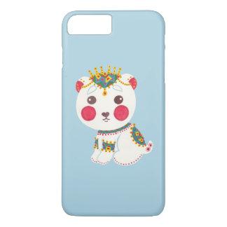 The Ethnic Polar Bear iPhone 8 Plus/7 Plus Case