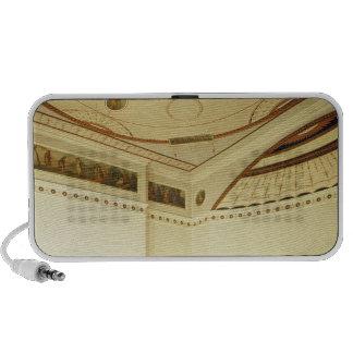 The Etruscan Room designed by Robert Adam Notebook Speakers