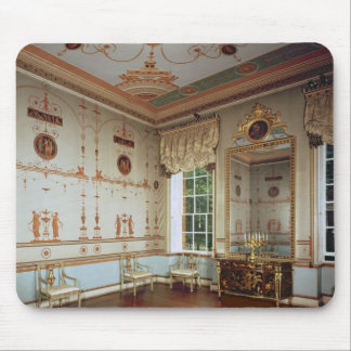 The Etruscan Room Mouse Pad
