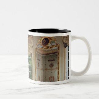 The Etruscan Room Two-Tone Coffee Mug