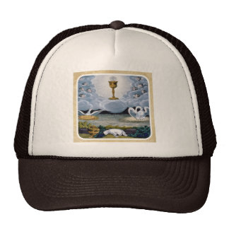 The Eucharist Trucker Hat