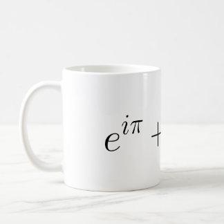 The Euler formula Classic White Coffee Mug