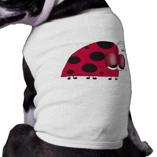 The Euphoric Ladybug Dog Tank Top
