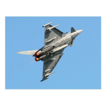 Anthony_T_Steel The Eurofighter Typhoon Postcard