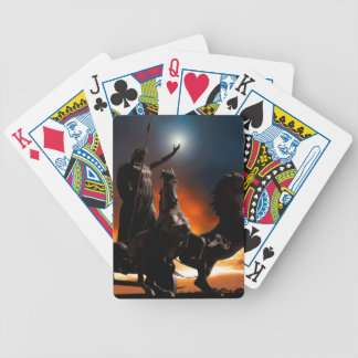 The Eve of War Bicycle Playing Cards