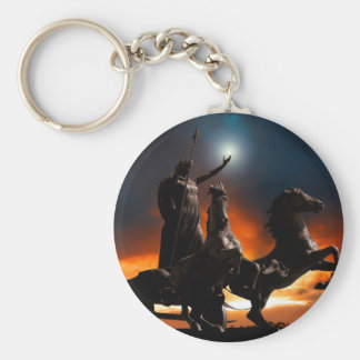 The Eve of War Keychain