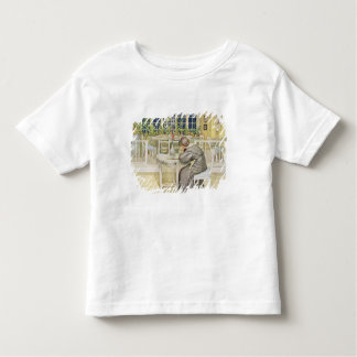 The Evening Before the Journey to England - Study Toddler T-shirt
