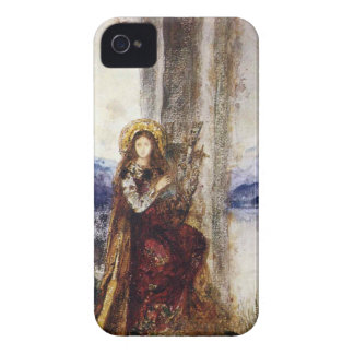 The Evening by Gustave Moreau iPhone 4 Case