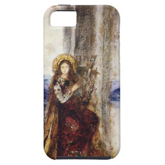The Evening by Gustave Moreau iPhone SE/5/5s Case