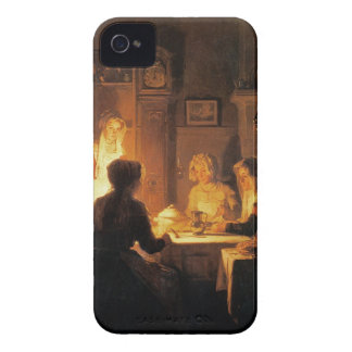 The Evening Meal, c.1900 (oil on canvas) iPhone 4 Case