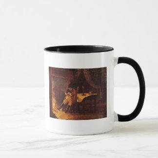 The Evening of the Battle of Champaubert, 1814 Mug