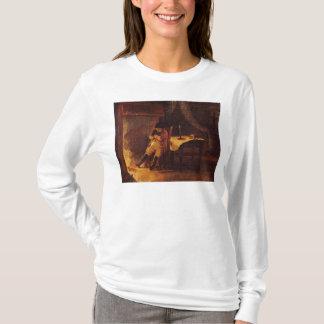 The Evening of the Battle of Champaubert, 1814 T-Shirt