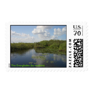 The Everglades Stamps