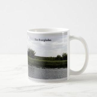 The Everglades Watercolor Coffee Mug