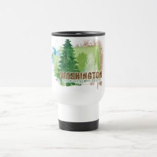 The Evergreen State Travel Mug