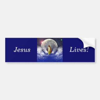 The Everlasting Light Bumper Sticker