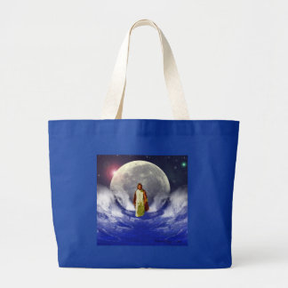 The Everlasting Light Large Tote Bag