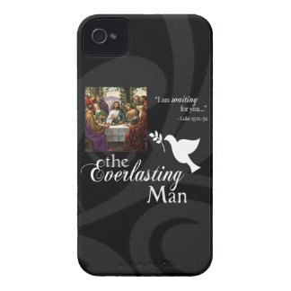 The Everlasting Man Blackberry Case