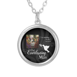 The Everlasting Man Necklace