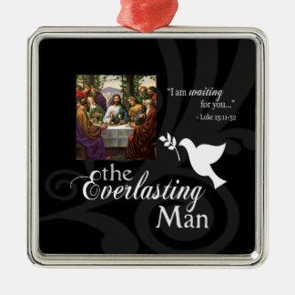 The Everlasting Man Ornament
