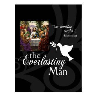 The Everlasting Man Postcard