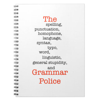 The Everything Police Notebook