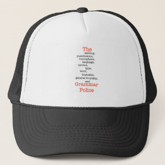 The Everything Police Trucker Hat