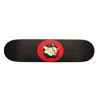 The Evil Clown Skateboard Deck