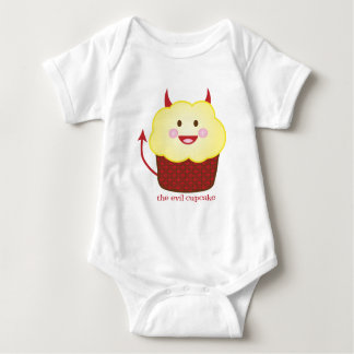 The Evil Cupcake Baby Baby Bodysuit
