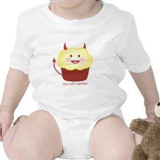 The Evil Cupcake Baby Bodysuit